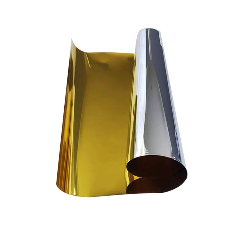 Conductive Polyimide Film with Aluminium Coating