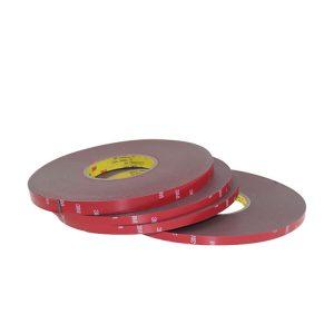 3M GPH060-GF High Temperature VHB Double sided Acrylic Foam Tape OEM Die cutting