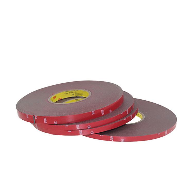 3M GPH110-GF High Temperature VHB Double sided Foam Tape OEM Die cutting